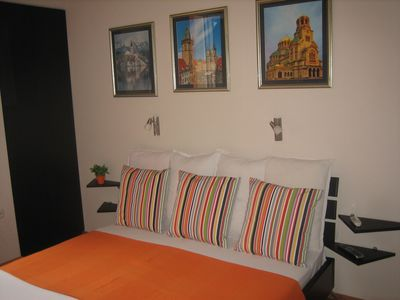 Photo for Central Sofia City Rooms near central Subway station.