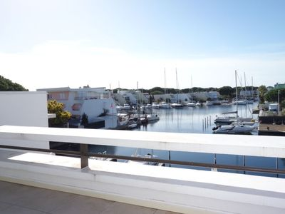 Photo for Apartment Les Marinas d'Ulysse IV in Port Camargue - 4 persons, 2 bedrooms