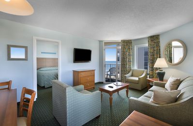 Photo for Ocean View 2 Bedroom at Exciting Resort + Official On-Site Rental Privileges