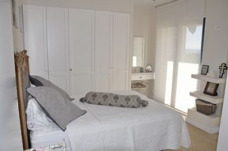 Relish the ocean from the Master Suite