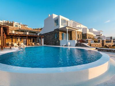Photo for Sunset Villa Iza with amazing view