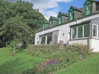 Photo for 3 bedroom accommodation in Borgue, near Kirkcudbright
