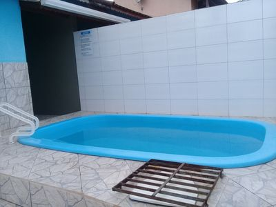 Photo for Holiday home with pool in Bertioga