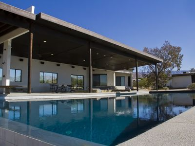 Photo for Indio hills desert hideaway. Gated 5 acre property