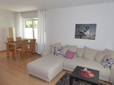 Photo for Apartment for up to 4 people in a central location with private parking