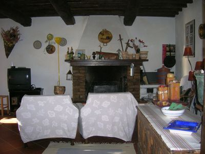 Photo for The house dates back to th 18th century and it is situated in a small village