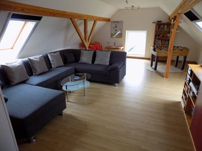 Photo for Child-friendly apartment in a rural secluded location, WiFi