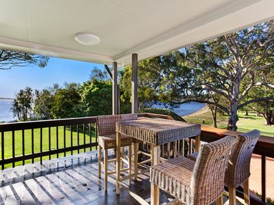 Photo for Hidden Luxury on the water! Bayview House Only