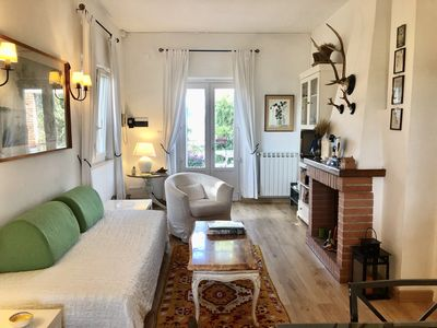 Photo for Rome: Flat - 4 rooms for 4/5 persons: House with pool and garden