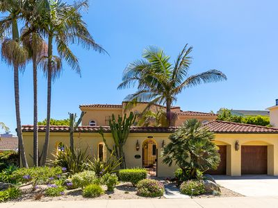Photo for 20% OFF APR - Spanish Style Beauty, Ocean Views, Walk to Shops & More