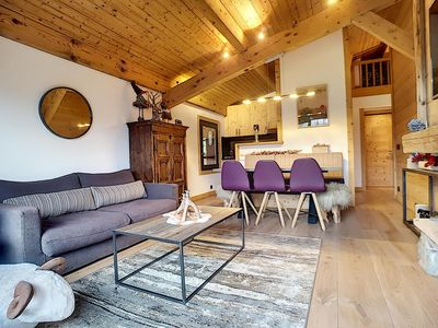 Photo for Apartment with neat decoration, located in Jaillet close tracks