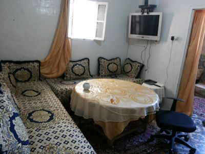 Photo for Nice apt in Meknes and Wifi