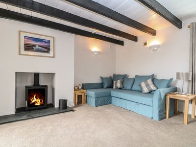 Photo for COSY COTTAGE, pet friendly, with a garden in St. Austell, Ref 973599