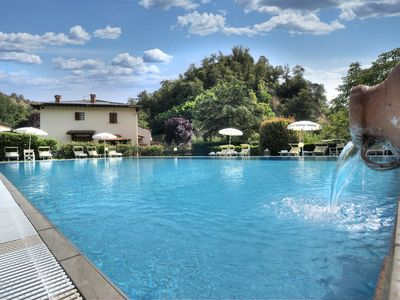 Photo for Holiday Rental In Chianti Tuscany, Nr. Florence With Bike Rental,pool,restaurant