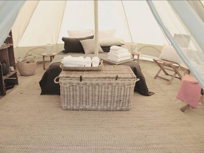 Photo for Meadow Glamping Near Ironbridge