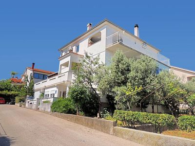 Photo for Attractive apartment in Krk city center - private parking, garden, terrace, barbecue