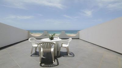 Photo for Penthouse sea view, Praia Cabral, Boavista #13