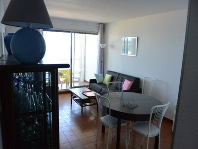Photo for T3 cabin, 8 people, INDES GALANTES residence