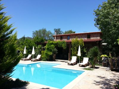 Photo for Villa Passion is a beautiful vacation in Kayakoy with private pool and garden