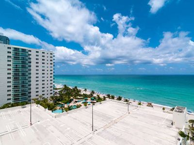Photo for Hollywood Beach 1 Bed / 1 Bath sea view - 10001103