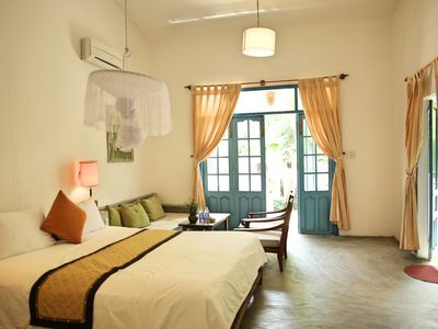 Photo for Banana House, right in the heart of An Bang beach and 4.5km from Hoi An