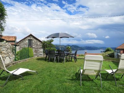 Photo for Vacation home Casa Monte San Giulio (ORA235) in Orta San Giulio - 6 persons, 2 bedrooms