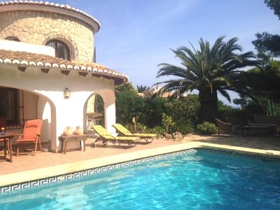 Photo for 2BR House Vacation Rental in Jávea, Land Valencia