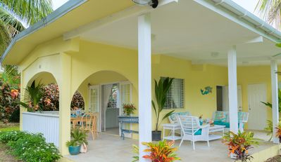Photo for 2BR Cottage Vacation Rental in Holetown, Saint James