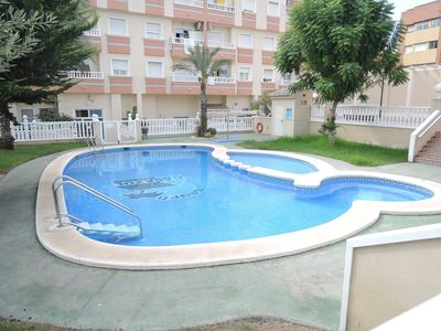 Photo for Family friendly third center in Torrevieja