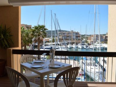 Photo for 1904887 BORMES LES MIMOSAS Apartment - 6 people - 3 rooms - 2 bedrooms - 55 m²