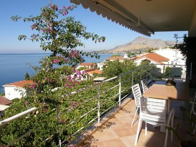 Photo for Holiday apartment Omiš for 6 - 8 persons with 3 bedrooms - Holiday apartment in a villa