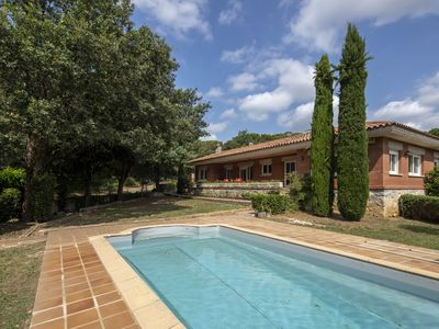 Photo for House with pool in Vilobí d'Onyar