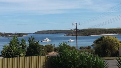 """Photo for """"Howsthaserenitee"""" Coffin Bay - house with bay views"""