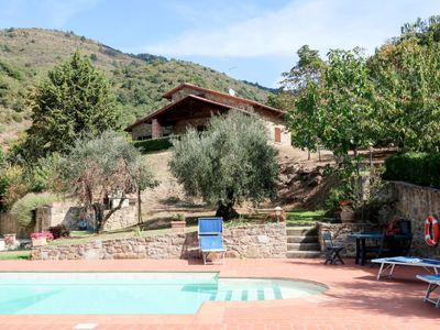 Photo for Vacation home Casa Il Sorbino (CFT170) in Castiglion Fiorentino - 6 persons, 2 bedrooms