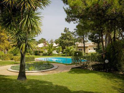 Photo for Soltroia - 3 Bedroom House in Private Condo (Pool / Garden / Beach)