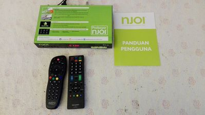 Enjoy the channel from Astro NJOI