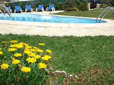 Photo for Beautiful house in front of the sea in Azenhas do Mar, near beaches, private poo