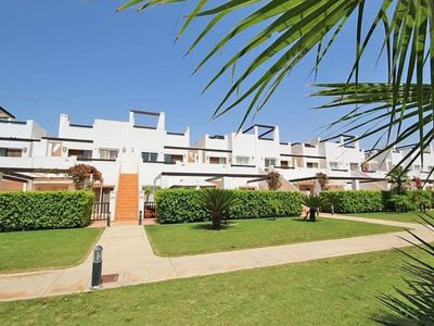 Photo for 3 bed Holiday Apartment a few minutes from Golf Complex