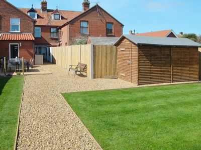 Photo for 4BR Cottage Vacation Rental in Happisburgh, North Norfolk