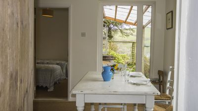 Photo for Friendly Fisherman's Cottage with a modern twist and large garden near the coast