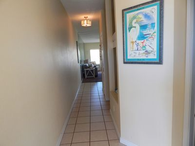 Photo for Condo #9234 is a 1 Bedroom Beach Walk**Bunk Beds in the Hallway