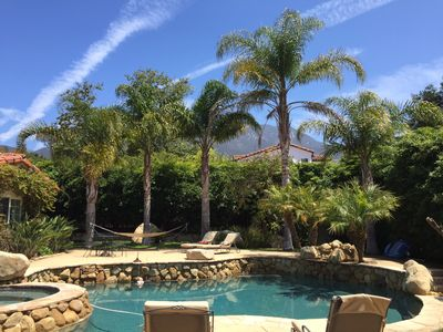 Photo for ~*~Cozy Cottage in Montecito~*~Pet Friendly -Pool