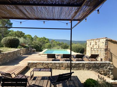 Photo for Authentic Provencal farmhouse from the 17th century