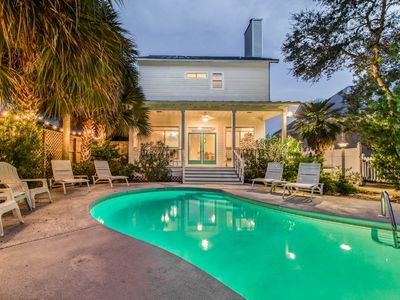 Photo for Newly Renovated 3 BR House with Private Pool and Spacious Pool Deck