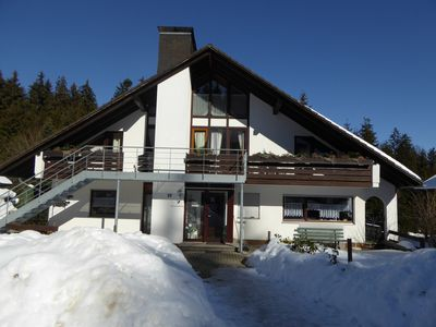 Photo for Cozy apartment for 2 - 4 persons in Hinterzarten, incl. WLAN u. sauna