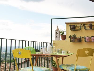 Photo for Civic 5 - Cozy House in Assisi