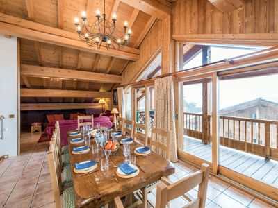 Photo for Chalet Victoria: Perfect For Winter Sports Adventure or Peaceful Summer Holidays