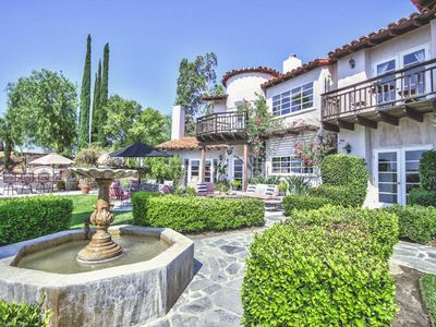 Photo for Spanish Colonial In Wine Country- Unparalleled Views! Minutes from most Vinyards