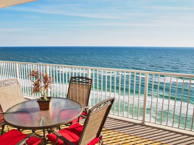 Photo for Breathtaking New 2/2 Ocean Reef Beach-Front Condo - Book NOW for Best Dates!