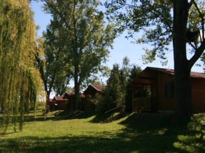 Photo for Fishing & camping in the heart of Hungary